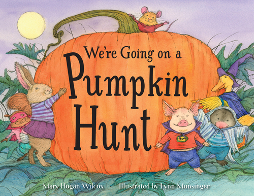 We're Going on a Pumpkin Hunt book