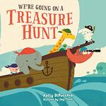 We're Going on a Treasure Hunt book