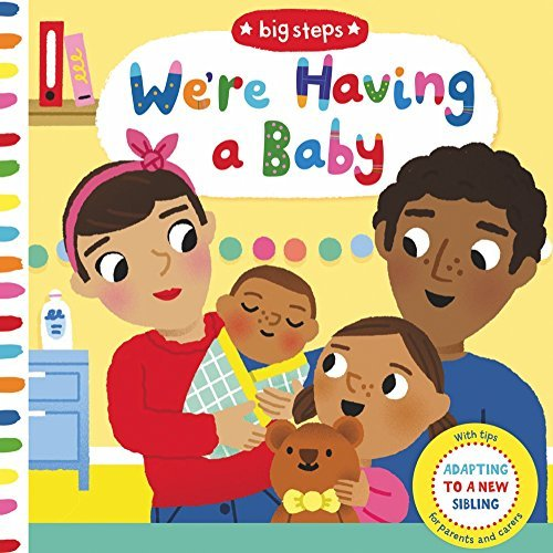 We're Having a Baby book