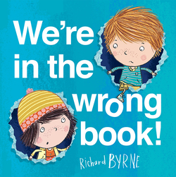 We're in the wrong book! book
