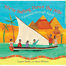We're Sailing Down the Nile book