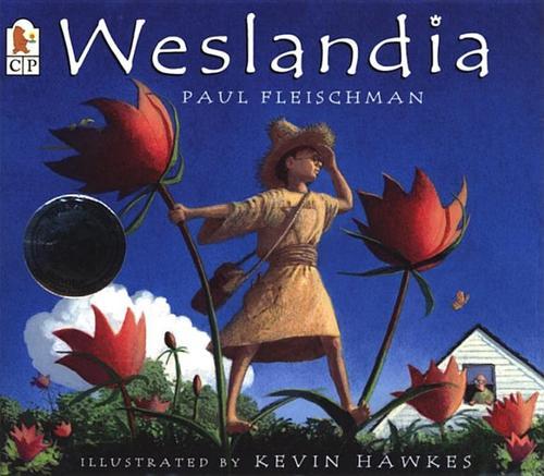 Weslandia book
