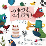 What a Hoot! book