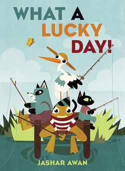 What a Lucky Day! book
