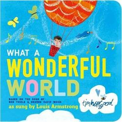 What a Wonderful World book