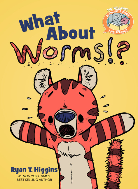 What about Worms!? book
