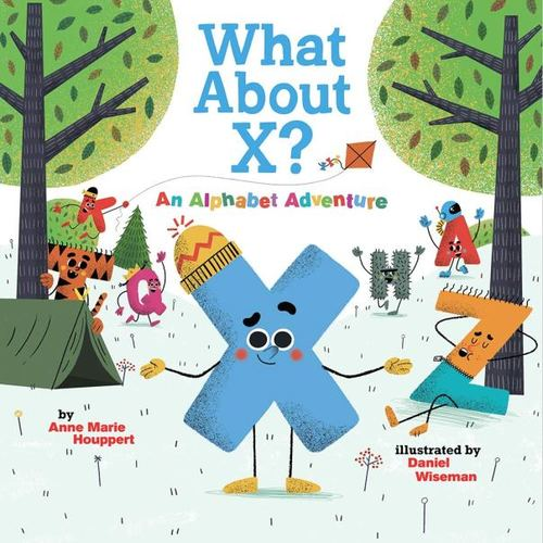 What About X? An Alphabet Adventure book