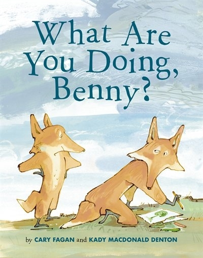 What Are You Doing, Benny? book