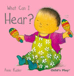 What Can I Hear? book