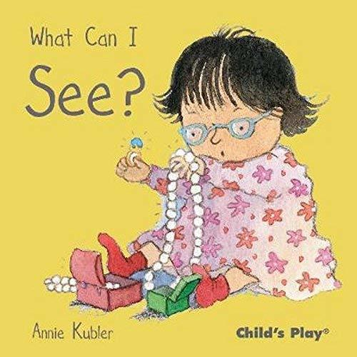 What Can I See? book