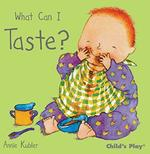 What Can I Taste? book