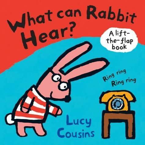 What Can Rabbit Hear? book
