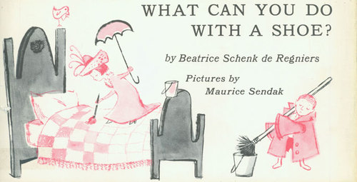 What Can You Do with a Shoe? book