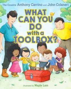 What Can You Do with a Toolbox? book
