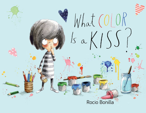 What Color is a Kiss? book