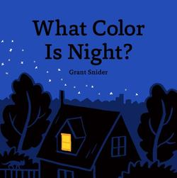 What Color Is Night? book