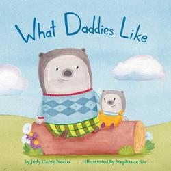 What Daddies Like book