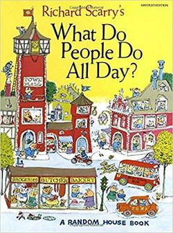 What Do People Do All Day? book