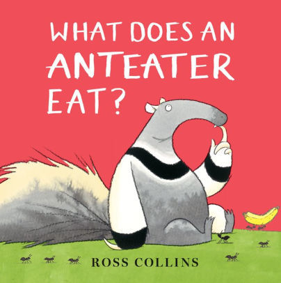 What Does an Anteater Eat? Book