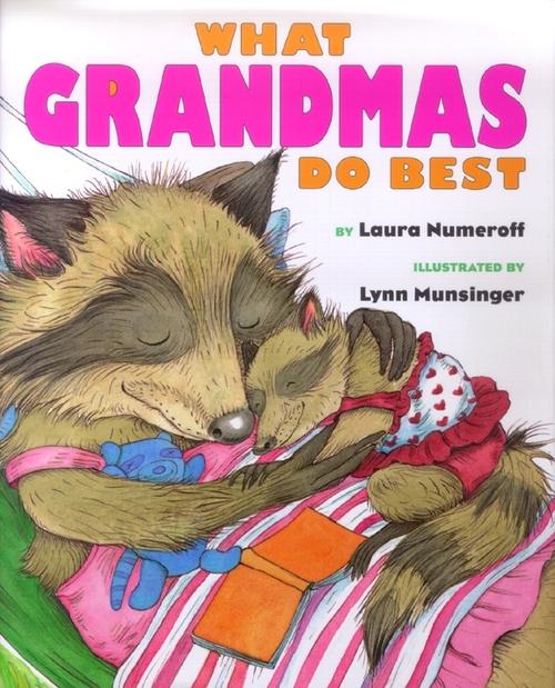 What Grandmas Do Best book