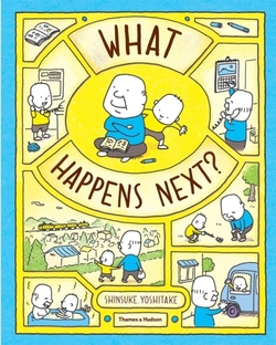What Happens Next?? book
