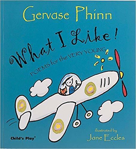 What I Like! book