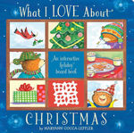 What I Love About Christmas book