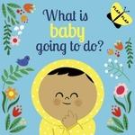 What is Baby Going to Do? book