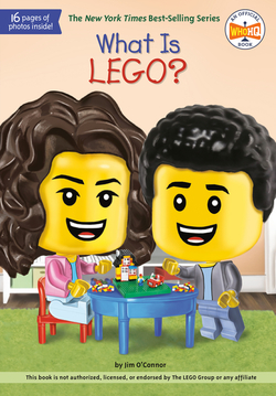 What Is Lego? book