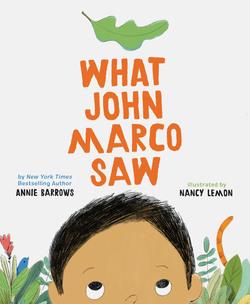 What John Marco Saw book