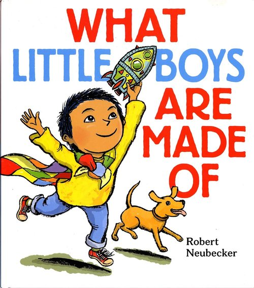 What Little Boys Are Made Of book