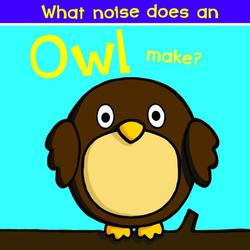 What Noise Does an Owl Make? book