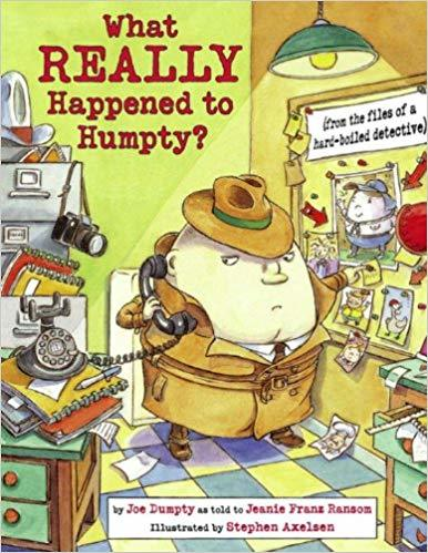 What Really Happened to Humpty? book