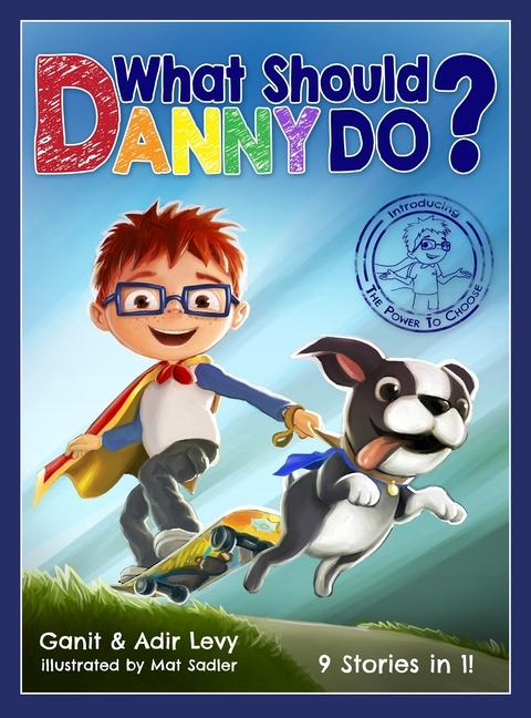 What Should Danny Do? book