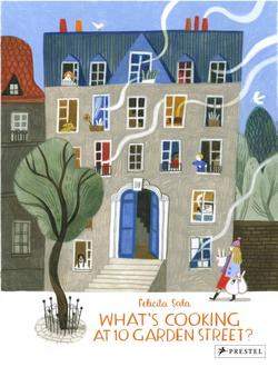 What's Cooking at 10 Garden Street?: Recipes for Kids from Around the World book