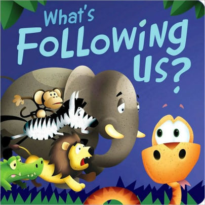 What's Following Us? book