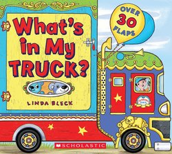 What's in My Truck? book