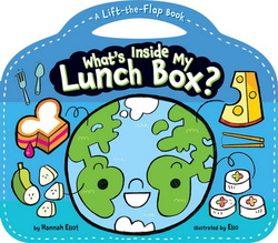 What's Inside My Lunchbox Book
