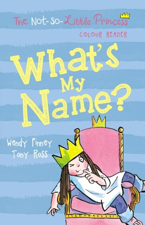 What's My Name? book