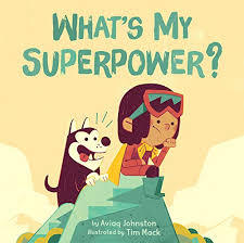 What's My Superpower? book