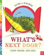 What's Next Door? book