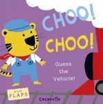 What's That Noise? Choo! Choo! book