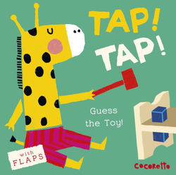 What's That Noise? Tap! Tap! book