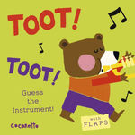 What's That Noise? Toot! Toot! book