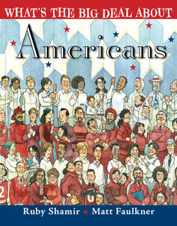What's the Big Deal about Americans Book