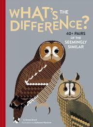 What's the Difference? Book