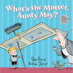What's the Matter, Aunty May? book