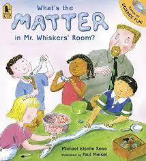 What's the Matter in Mr. Whiskers' Room? book