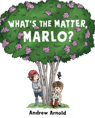 What's the Matter, Marlo? book
