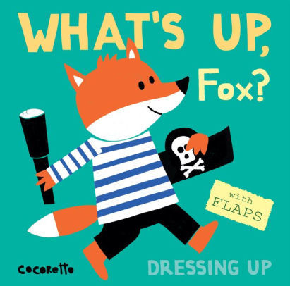 What's Up Fox? book